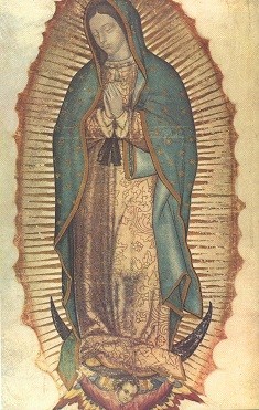 Blessed Virgin Mary of Guadalupe