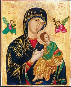 Image of Mary Mother of Perpetual Help