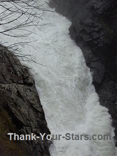 River Water Falls